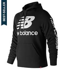 New Balance Men's Essentials NB Logo Hoodie