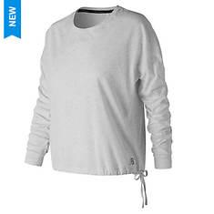 New Balance Women's Heathertech Longsleeve T-Shirt