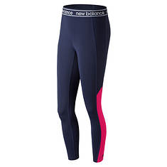 New Balance Women's Colorblock Accelerate Tight