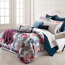Journeys End Collection 16-Pc. Microfiber Comforter Sets