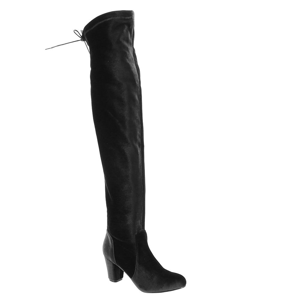 Retro Boots, Granny Boots, 70s Boots Beacon Melanie Womens Black Boot 6.5 W $89.95 AT vintagedancer.com