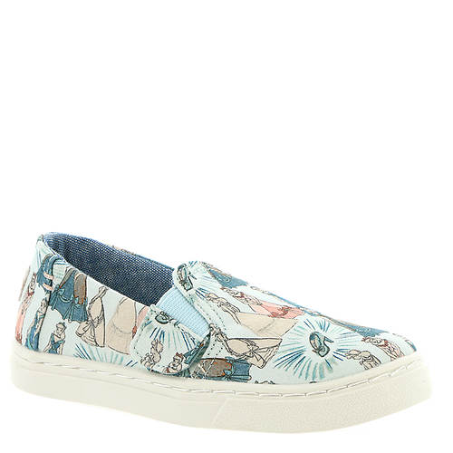 TOMS Disney Cinderella Tiny Luca (Girls' Infant-Toddler)