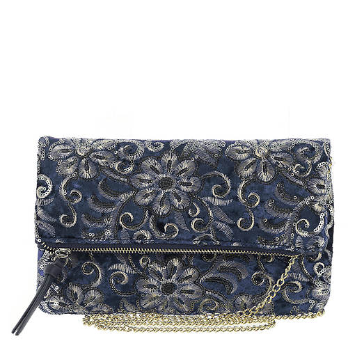 Fall For Florals Clutch