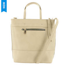 Moda Luxe Dapper Tote Bag