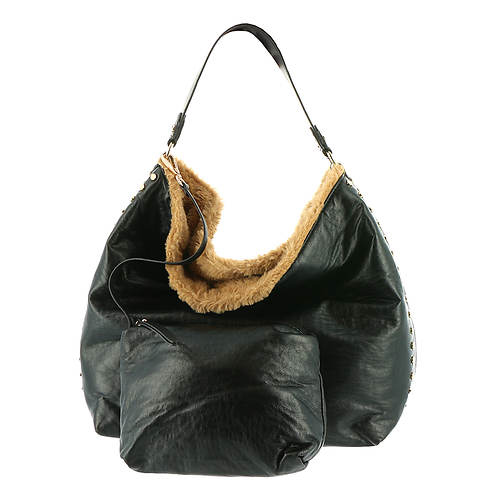 Urban Expressions Vegas Reversible Hobo Bag