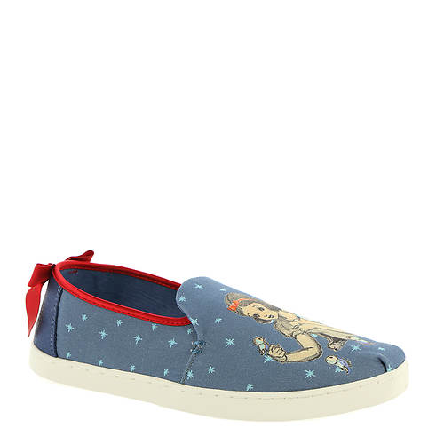 TOMS Snow White Deconstructed Alpargata (Women's)