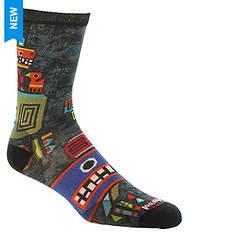 Smartwool Men's Totem Monster Print Crew Socks