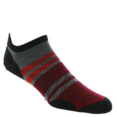Smartwool Men's PhD Run Ultra Light Pattern Micro Socks