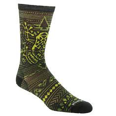 Smartwool Men's Dart Frog Print Crew Socks