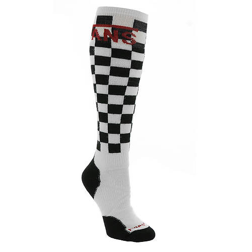 Smartwool Men's PhD Snowboard Medium: VANS Checkerboard Socks