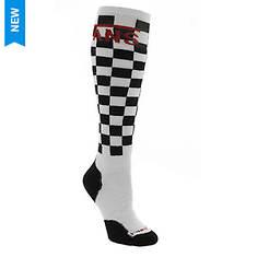 Smartwool Men's PhD Snowboard Medium: VANS Checkerboard Socks