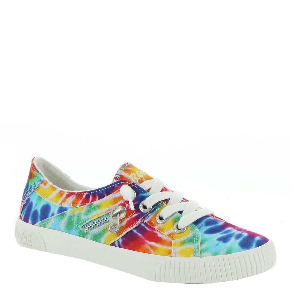 Retro Sneakers, Vintage Tennis Shoes Blowfish Malibu Fruit Womens Multi Slip On 6 M $44.95 AT vintagedancer.com