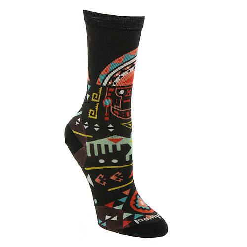 Smartwool Women's Totem Valley Print Crew Socks