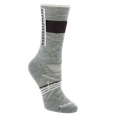 Smartwool Women's PhD Outdoor Medium Pattern Crew Socks
