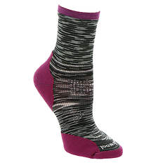 Smartwool Women's PhD Run Cold-Weather Mid-Crew Socks