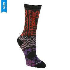 Smartwool Women's Block Print Crew Socks