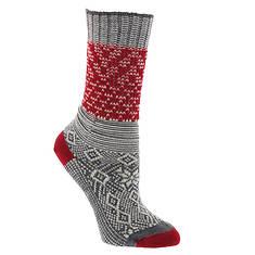 Smartwool Women's Snowflake Flurry Crew Socks