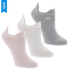 New Balance Women's N683-3 Low-Cut Double Tab Socks