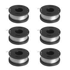Sun Joe 6-Pack Replacement Trimmer Spool