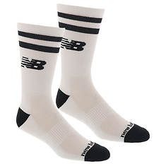 New Balance N529-2 Crew 2-Pack Socks