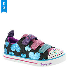 Skechers TT Sparkle Lite -Flutter Fab (Girls' Toddler-Youth)