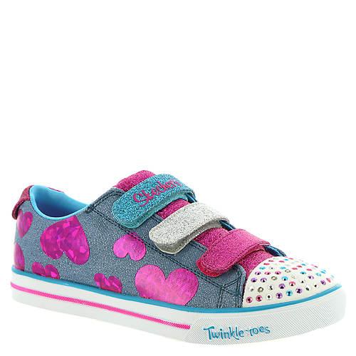 Skechers TT Sparkle Lite -Flutter Fab (Girls' Toddler-Youth)