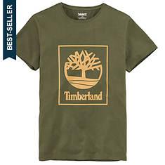 Timberland Men's Seasonal Logo Tee