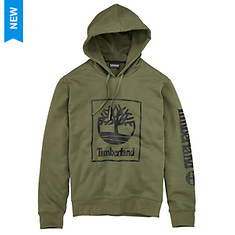 Timberland Men's Logo Hoodie Sweat
