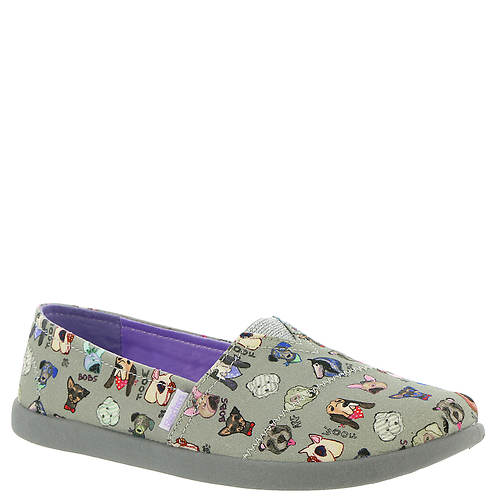 Skechers Bobs Dogs Soletstice 2.0-WoofTastic (Girls' Toddler-Youth)