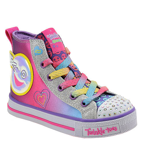 Skechers Twinkle Toes: Twinkle Lite - Happy Pals 10996L (Girls' Toddler-Youth)
