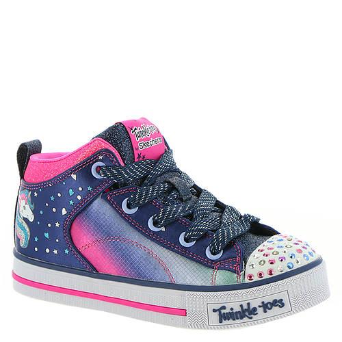 Skechers Twinkle Toes: Twinkle Lite-10974L (Girls' Toddler-Youth)