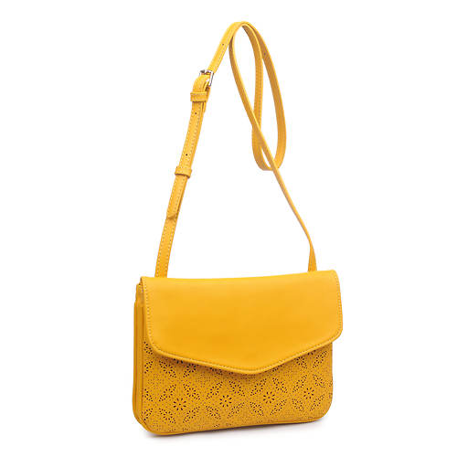 Moda Luxe Tate Perf Crossbody Bag