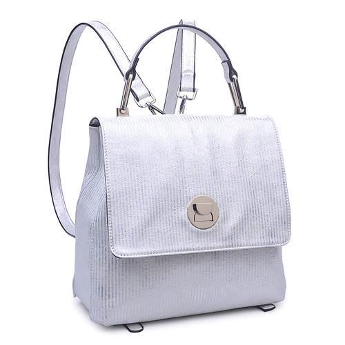 Moda Luxe Antoinette Stripe Backpack