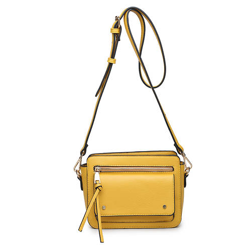 Urban Expressions Lotus Crossbody Bag
