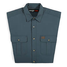 Wrangler Men's Advanced Comfort Work Shirt