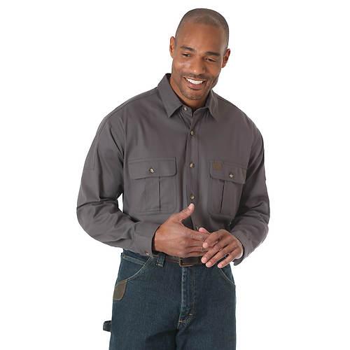 Wrangler Men's Advanced Comfort Work Shirt