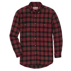 Wrangler Blue Ridge Flannel Shirt