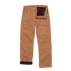 Wrangler Flannel-Lined Five-Pocket Jean