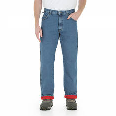 Wrangler Thermal Lined Jean