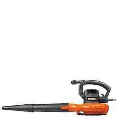 Worx 12-Amp 2-Speed Electric Blower/Mulcher/Vac