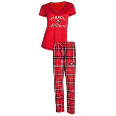 Women's NFL Duo Sleep Set