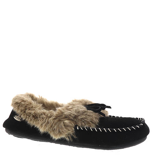 Acorn Cozy Fur Moc (Women's)
