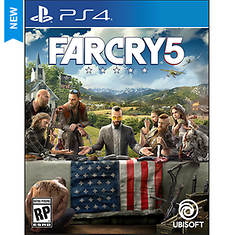 PS4 Far Cry 5 (Day 1)