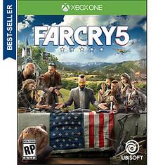 XBox One Far Cry 5 (Day 1)