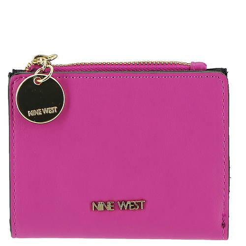 Nine West Slip Zip Wallet