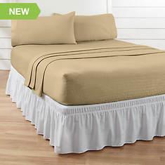 BedTite Cotton Flannel Sheet Set