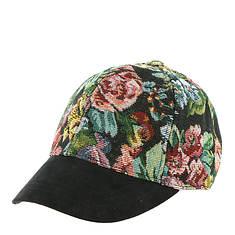 Betmar Floral Baseball cap