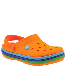 Crocs™ Crocband Rainbow Band Clog (Boys' Infant-Toddler-Youth)