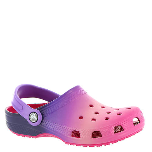 Crocs™ Classic Ombre Clog (Girls' Infant-Toddler-Youth)