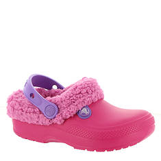 Crocs™ Classic Blitzen III Lined Clog (Girls' Toddler-Youth)